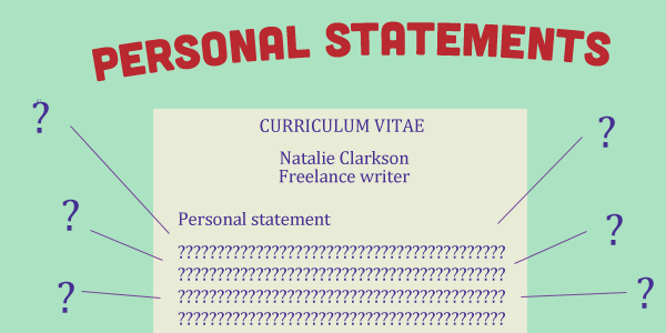 Personal-statements